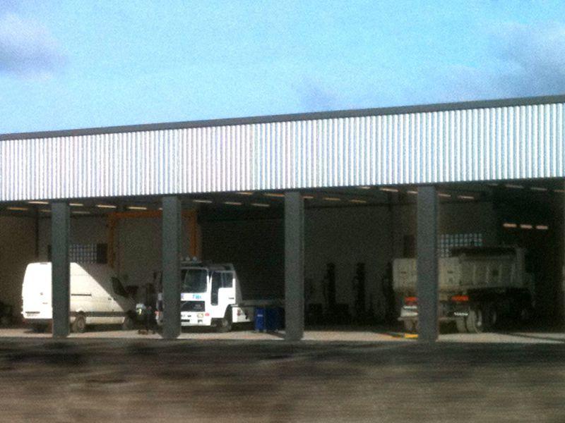 Ats gascogne garage poids lourds les garages for Garage poids lourds angers